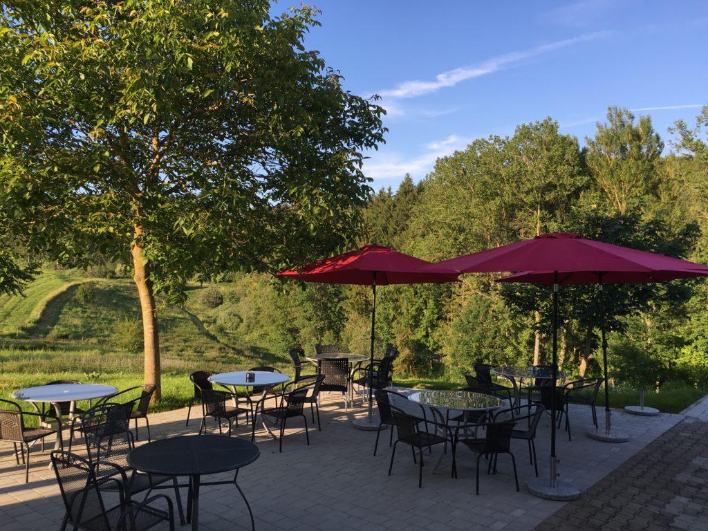 Café und Pension am Schenkenberg