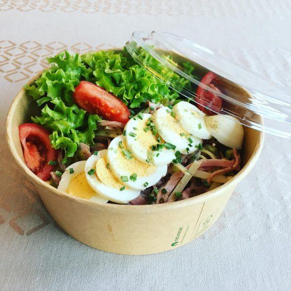 Wurstsalat Lunchbox